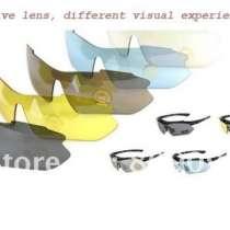Спортивные очки со сменными линзами + с диоптриям, в Волгограде