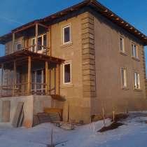Строительство домов из арболита, в Казани