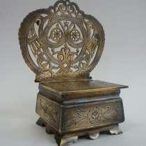 Продам старинное столовое серебро 84 пробы, в Симферополе