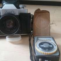 Фотоаппарат Zenit 3 М, в Королёве
