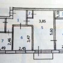 Продам 3х квартиру, в г.Усть-Каменогорск
