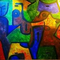 Копирую зудожников, рисую на заказ, Paul Klee, в Москве