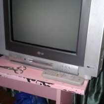 Телевизор LG б/у 2002 года, в Москве