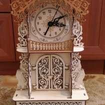 Каминные часы, в Чехове