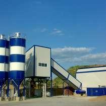 Зимний стационарный бетонный завод, в г.Unhost'