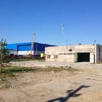 Аренда ОСЗ с участком земли на предприятии во Всеволожске, в Санкт-Петербурге