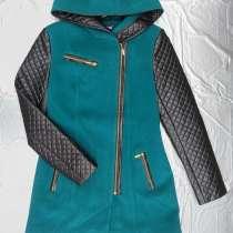 Новые женские пальто из кашемира разм 44, 50, в г.Энгельс