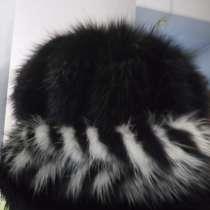Продам шапку женскую новую, в Йошкар-Оле
