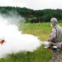 Клещи, комары, «вонючки», короеды - Избавим Горячим Туманом, в Сочи
