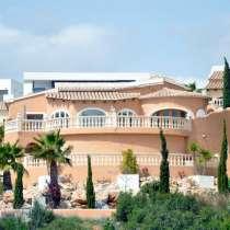 Чудесная вилла с видом на море в Испании, Кумбре дель Соль, в г.Benitachell