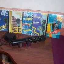 Радиомикрофон-караоке Лидсингер с тремя катриджами, в Москве