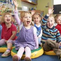 Посещение полного дня в частном детском саду, в Санкт-Петербурге