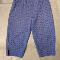 Широкие женкие джинсы-трубы (loose fit) с вышивкой, в г.Москва