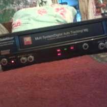 Пишуший кассетный видео плеер GoldStar, в Саратове