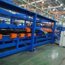 Как производится сэндвич панель на производственной линии, в г.Lung