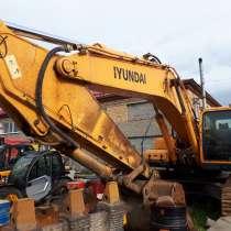 Экскаватор Hyundai R 380LC-9SH, в Челябинске
