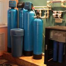 Очистка питьевой воды в домах, коттеджах, квартирах, в Москве