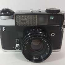 Выбрать и купить в подарок сыну фотоаппарат СССР- Киев 5, в Москве