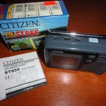 CITIZEN -ST 855 PaL System- LCD Color -TV 2.2, в Москве