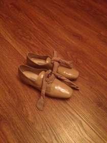 Лаковые туфли с шелковыми бантами, в Москве