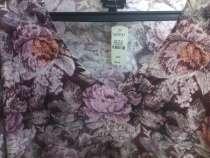 Новый 100% шерсть свитер цветочный (USA), в Москве