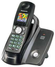 Радиотелефон DECT Panasonic KX-TCD325, в Москве