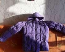 Куртка зимняя для девочки, в г.Минск