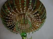 2 бра из стекла и люстра, в Нижнем Тагиле