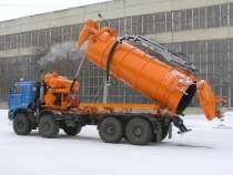 АКНС-16 Автоцистерна нефтепромысловая вакуумная, в Хабаровске