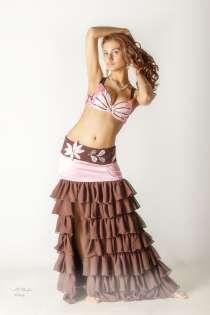 Танцовщица арабских танцев, в Перми