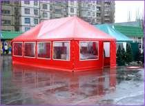 Тенты и шатры для уличных кафе в Краснодаре, в Краснодаре