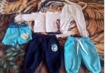 Теплые штанишки, шорты и костюм, в Ставрополе