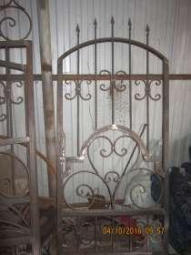 Ворота кованные, в Уфе