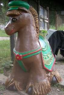 Фигура для детской площадки ослик, в г.Винница