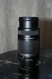 объектив для фотоаппарата Canon Canon 55-250 mm, в г.Прокопьевск