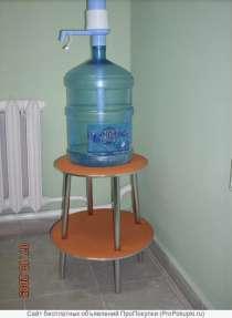 Подставки под водяные бутыли в наличии и под заказ, в Оренбурге