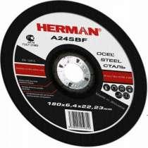 Абразивный отрезной круг HERMAN STANDART 150х2,0х22,23мм, в Дмитрове