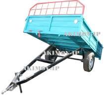 Тележка прицепная ТМТ-540 для мини трактора, в Чебоксарах