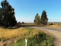 Участок 14 соток с выходом в лес в ДНП «Ягодный»., в г.Можайск