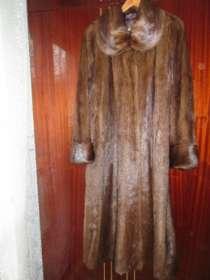 Шубу сурок Шуба длиная р. 44-46, в Хабаровске