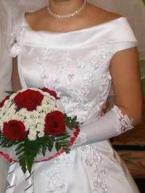Продается белое свадебное платье, в Ханты-Мансийске