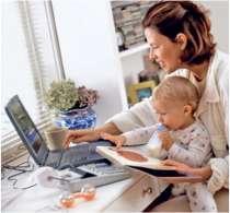 работа для мамочек, в г.Симферополь