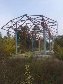 Склад навес цех автомобильный бокс, в Иркутске