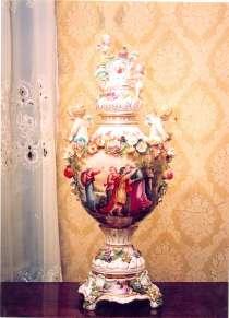 Ваза антикварная 1725 seit Meisen Schwerrer-Marke, в г.Тбилиси