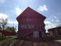 Коттедж на 1 береговой линии р. Волга, д. Алексино, в г.Конаково
