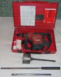 Профессиональный инструмент Hilti TE 76P-ATC - комплект, в Саратове