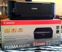 Мфу(принтер-сканер) Canon pixma MG6140, в Москве