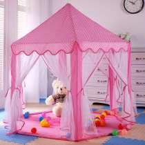 Палатка детская игровая (шатёр, новый, с доставкой), в Перми