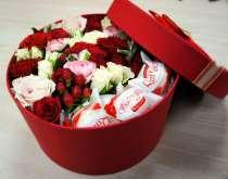 Онлайн сервис доставки цветов и подарков, в г.Бишкек