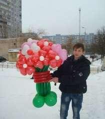 Букеты из воздушных шаров, в Смоленске